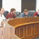 Fluoride, recycling talk at council