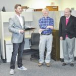 Community honors WNJ's Huber, Huffenberger