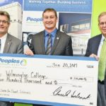 Peoples donates $200K to WC sport sciences center