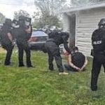 WPS: Wanted man arrested, was hiding on Kentucky Ave.