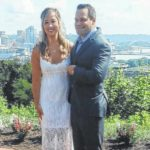 Tissandier, Kinkel exchange vows