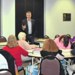 Congressional candidate speaks