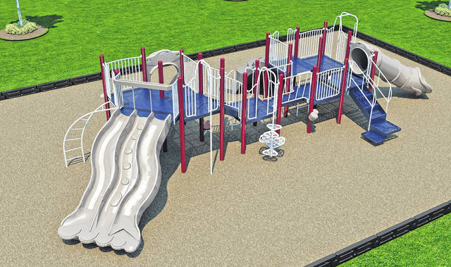 A new playground will be added in spring of 2018 at Clinton-Massie at almost no cost to the school district through a grant from Game Time and matching funds from the YMCA.