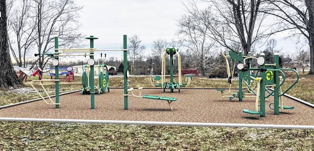 Input is sought on Adult Fitness Zone area at J.W. Denver Williams Park.