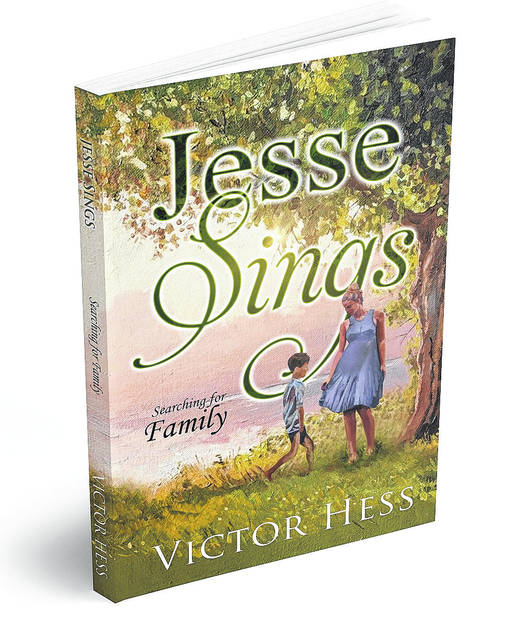 Victor Hess' book is mainly set in Sabina.