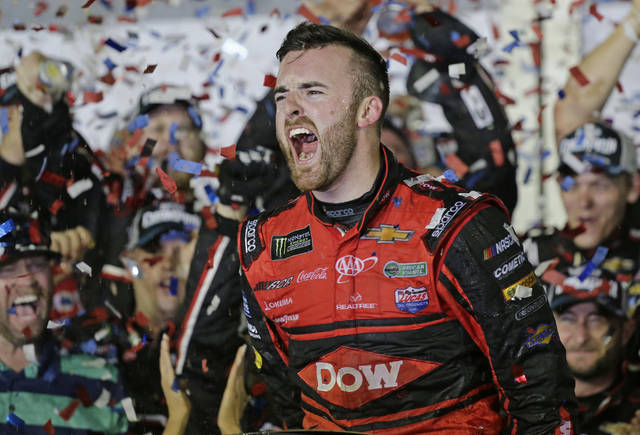 Austin Dillon Takes No 3 Back To Victory Lane At Daytona Wilmington News Journal