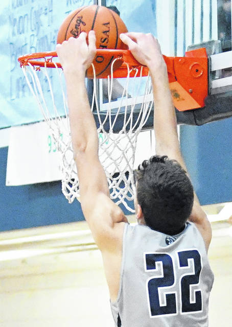 Blanchester High School freshman Brayden Sipple was given honorable mention All-Ohio by the Ohio Prep SportsWriters Association.