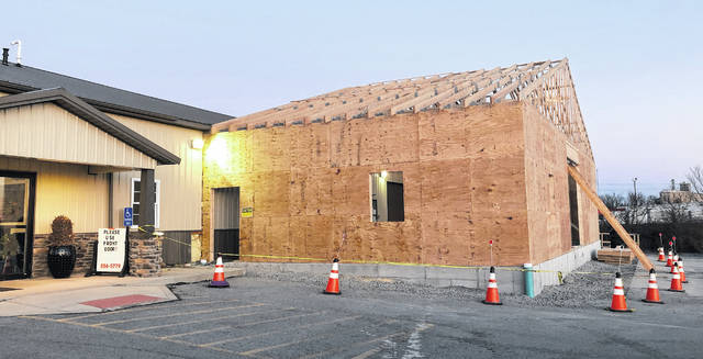 The expansion of Vital Fitness is planned to be completed in April.