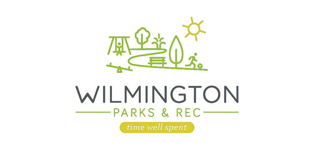 "The new Wilmington Parks and Rec logo emphasizes ""time well spent."""