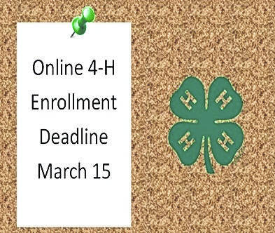 The deadline to join this year is March 15.