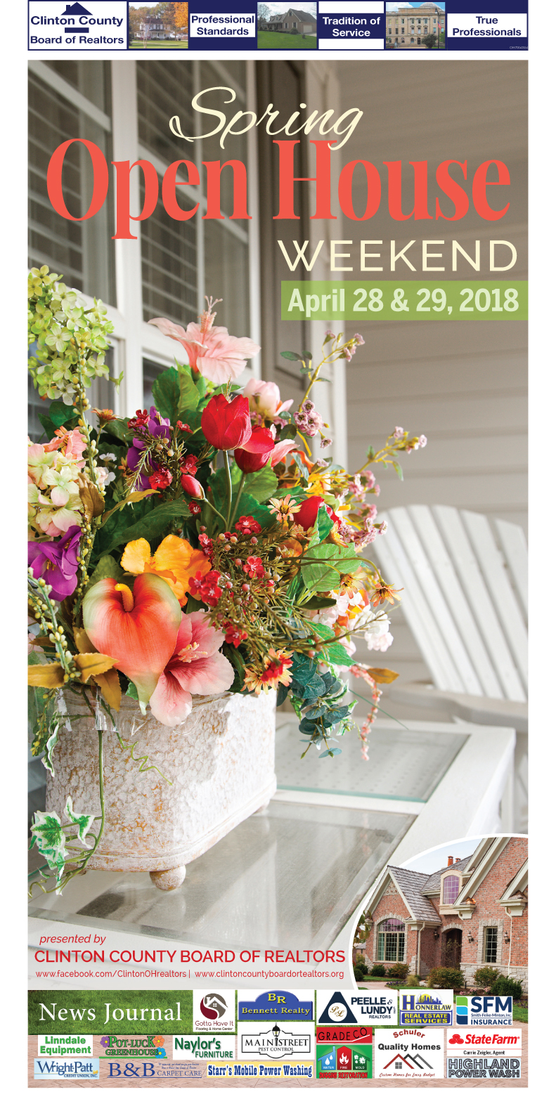 Spring Open House Weekend 2018