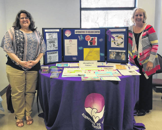 Organizations participating in Resources 101 included Mental Health Recovery Services of Warren & Clinton Counties, New Life Clinic, and Alternatives to Violence Center.