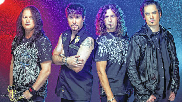 FireHouse will perform at Rock the Block at the Murphy Theatre.