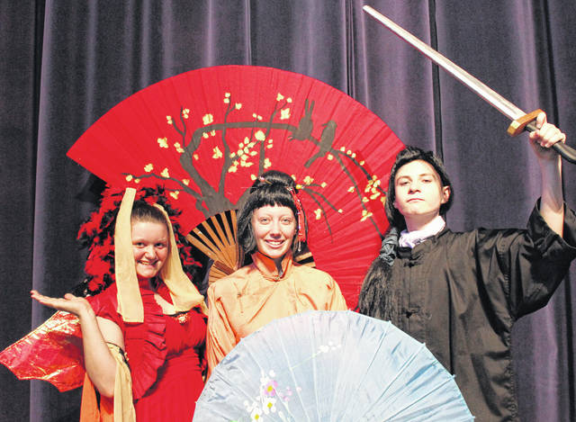 "Local talent and ""Disney's Mulan JR."" will bring ancient China to life on Friday evening and in a Saturday matinee."