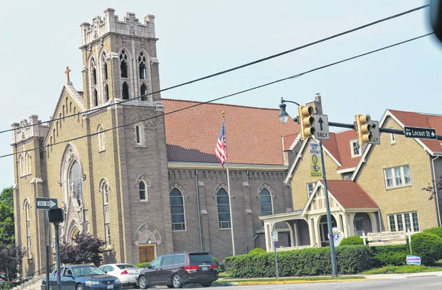 St. Columbkille Catholic Church at 73 N. Mulberry St. in Wilmington was founded in 1866. Mass is celebrated at 4 p.m. Saturday and at 8:15 a.m. and 11 a.m. on Sunday, as well as at 9 a.m. Monday, Thursday and Friday. Communion Services are at 9 a.m. Tuesday. St. Columbkille Parish organizations include Knights of Columbus 3369, Right to Life, Boy Scouts and Cub Scouts, American Heritage Girls, Sacred Heart Sodality and more. For more information visit https://stcolumbkille.org/ .