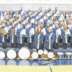 Blanchester High School marching band: The Crown