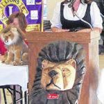 Lions hear about United Way of Clinton County