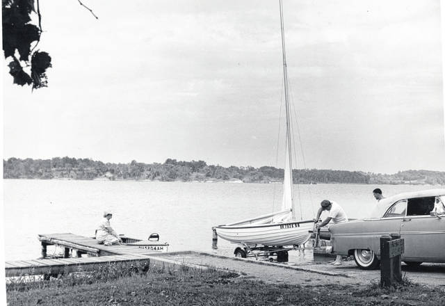 This photo was taken at Cowan Lake in 1962. Do you know anything about this photo? Let us know at info@wnewsj.com.
