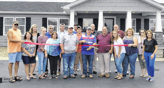 The News Journal advertising staff congratulates Schuler Quality Homes, which celebrated its grand opening on Saturday, Aug. 18 with an open house and ribbon-cutting ceremony in conjunction with the Wilmington-Clinton County and Highland County Chambers of Commerce. George Schuler and his son Rob Schuler have been building houses for more than 25 years and are excited to announce the grand opening of their new sales office and model lot that offers quality stick built, modular, and manufactured homes for every budget. Schuler Quality Homes is at 10920 State Route 73, New Vienna. Learn more by calling 937-987-4127 or visiting http://schulerqualityhomes.com/ .
