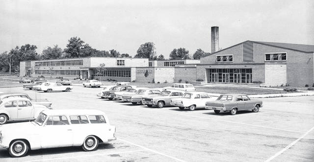 "This photo of Wilmington High School was apparently taken in 1966. Do you recognize any of the cars? Does the photo bring back some memories? Let us know at info@wnewsj.com. Also, with last week's photo we asked the public for help identifying the young ladies in the photo labeled, ""Driving course, July 1938, the first given by the Highway Patrol."" Susan Henry let us know that the second woman from the left was her mother, Martha Jo Starbuck; and fourth from the right was Rose Lee Garland."