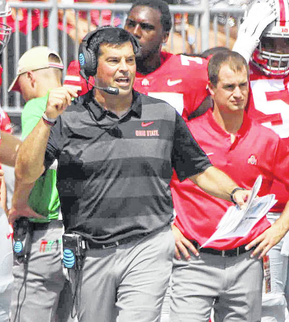 Saturday's game against Texas Christian University will be Ryan Day's last as Ohio State football head coach before Urban Meyer returns from his suspension.