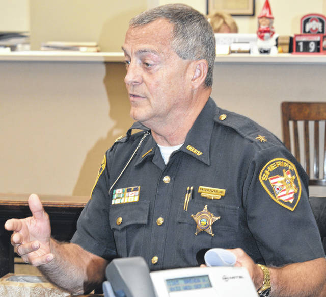 The upgrade will be better both for families and for jail operations, said Clinton County Sheriff Ralph D. Fizer Jr. in a meeting Wednesday with county commissioners.