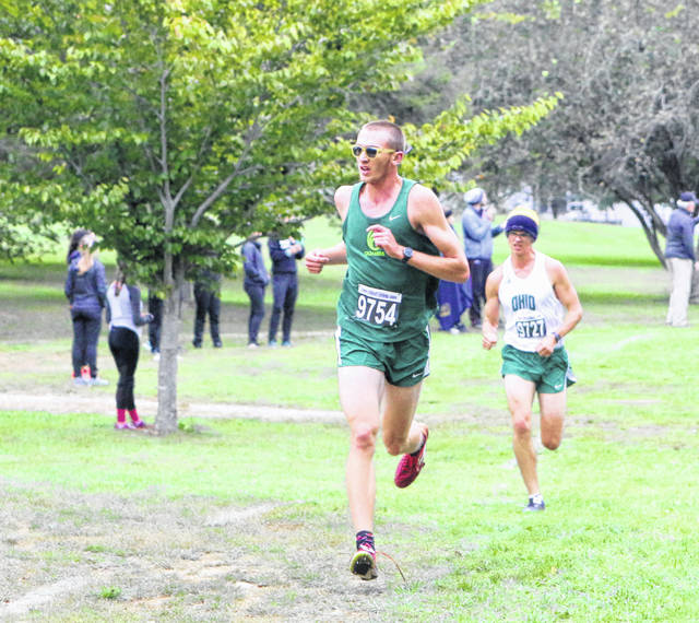 Evan Whitaker posted the fastest time ever in a cross country race for a Wilmington College freshman.