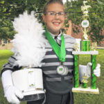 EC band marches on: earns first, third at Marshall University