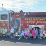 WFD visits Bright Beginnings