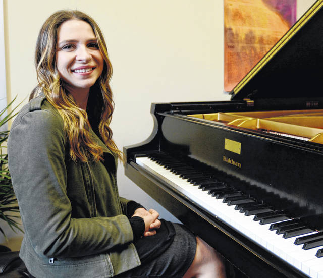 "Brianna Matzke's work as a pianist has been hailed by Cleveland Classical as possessing ""a sense of refinement, flair and technical prowess."" She will premiere unique interpretations of songs from Bob Dylan's Highway 61 Revisited."