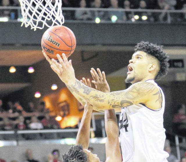 Wilmington High School graduate Jarron Cumberland is the top returning player for the University of Cincinnati basketball team. Will he be the next OVHC alum to make the NBA?
