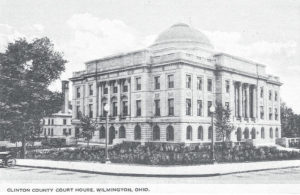 Planning meeting scheduled for Clinton County Courthouse's centennial events