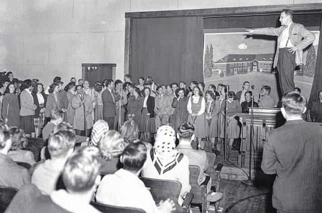 There is no information with this News Journal file photo. Can you help? Let us know at info@wnewsj.com.