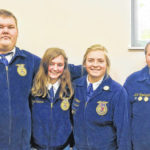EC FFA excels in dairy foods contest