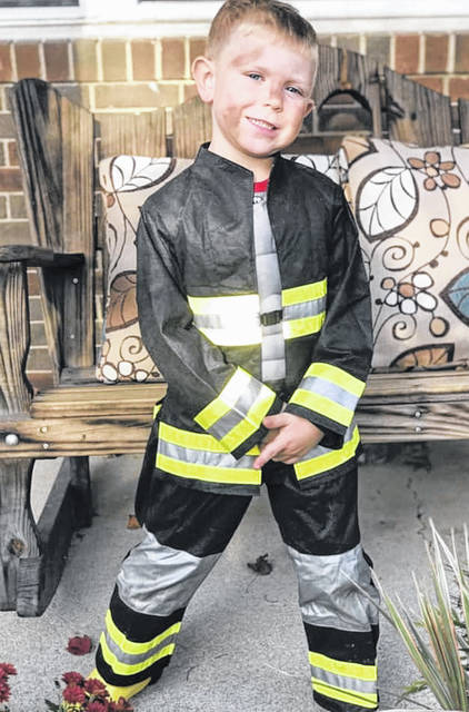 Gavin is a Clinton County firefighter.