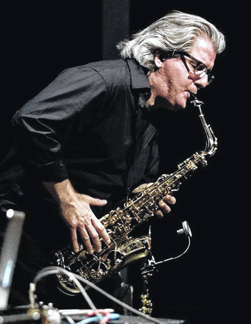 Saxophonist Randall B. Hall will perform a free concert Saturday night.