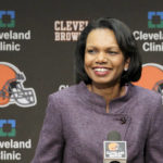 Browns GM: Team not discussed Condoleezza Rice as coach