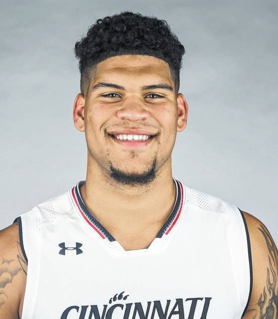 Jarron Cumberland | Cincinnati Athletic Communications