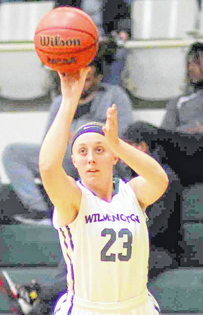 Savannah Hooper and her Quakers teammates will open the season Friday night in the 27th annual Damon's/Hampton Inn Tip-Off Classic at Fred Raizk Arena.