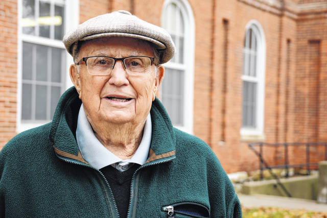 Retired Wilmington dentist Dr. Willard Lane, who attended WC in 1941-42, reflects upon how Wilmington College proved monumental in his life.