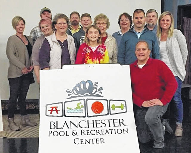The Blanchester Pool and Recreation Center project held a successful fundraiser.