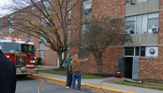 The Wilmington Fire Department was dispatched Monday to the Austin-Pickett Dormitory on the Wilmington College campus. Details were not immediately available late Monday afternoon on the nature of the incident, but a Wilmington College staffer on scene told the News Journal there was smoke in the hallway prior to him exiting the building. Damage appeared at the scene to be limited. According to police scanner traffic, the problem was in a laundry area.
