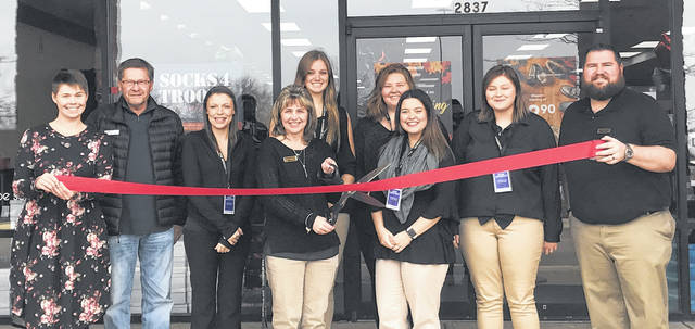 Shoe Sensation in Wilmington is open for business in its new location at 2837 Progress Way.