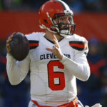 "Mayfield, ""dangerous"" Browns hand Panthers fifth loss in row"