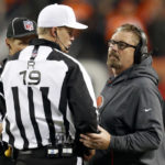 Williams building strong case to be Browns' next head coach