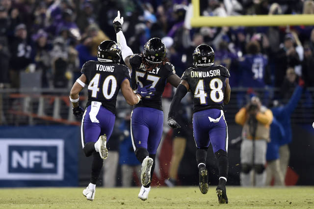 ICYMI in Week 17: Ravens hang on, move on after Browns scare