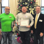 Local BNI chapter recognizes members