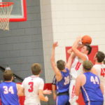 Wildcats rally in 4th to overtake Astros 63-59