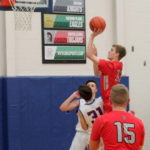 Rams pull away from Astros in second half, 66-49