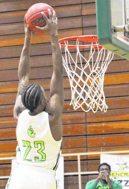 DaeShawn Jackson had 19 points, four rebounds and four assists Friday night for Wilmington College.